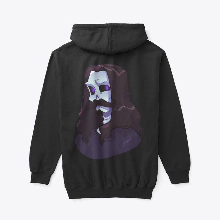 Read more about the article BLACK SKELETONMAN HOODIE